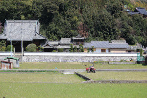 大島の住宅